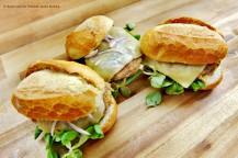 Buletten-Sandwiches