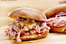 Eisbein-Sandwich
