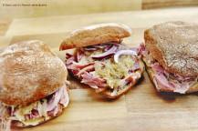 Eisbein-Sandwiches