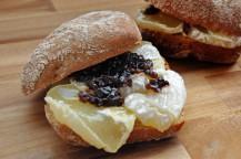 Harzer-Käse-Sandwich