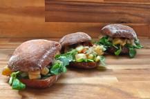 Kartoffel-Sandwich