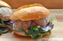 Königsberger-Klopse-Sandwich
