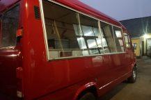 Pannek seine Budike – Foodtruck – Eisbeinwagen – Entstehung – 4
