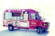 Pannek seine Budike – Foodtruck – Eisbeinwagen – fertig – 1