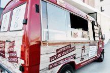 Pannek seine Budike – Foodtruck – Eisbeinwagen – fertig – 3