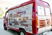 Pannek seine Budike – Foodtruck – Eisbeinwagen – fertig – 5