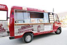Pannek seine Budike – Foodtruck – Eisbeinwagen – fertig – 9